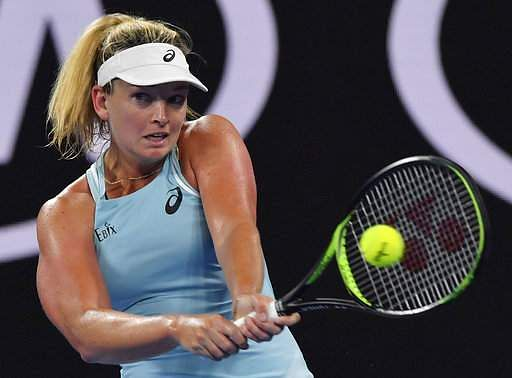 Furious Vandeweghe in freaky blow-up over bananas