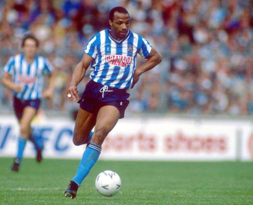 Cyrille Regis: Pioneering former West Brom and England footballer dies at 59