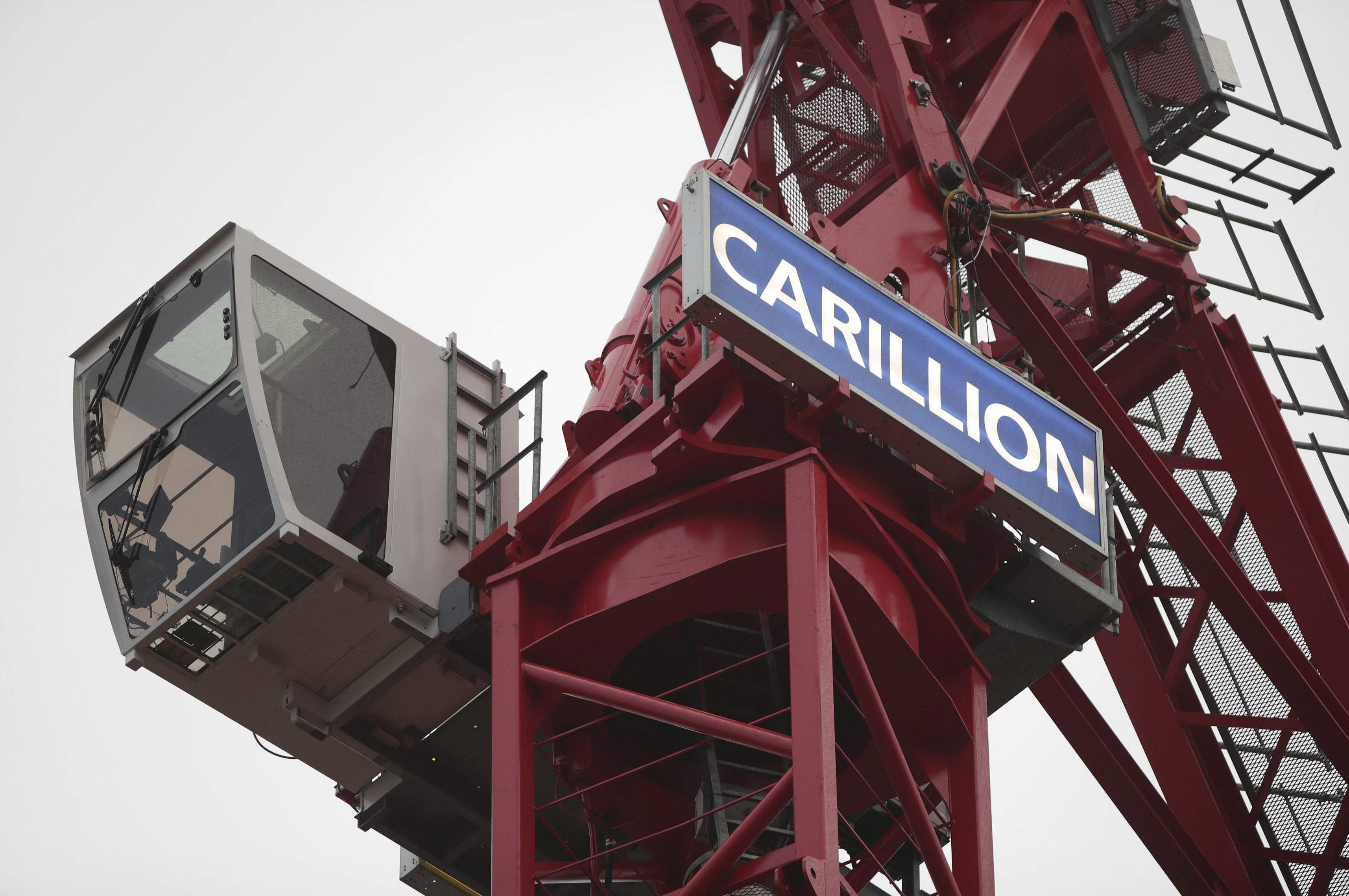 Carillion Canada still maintaining Ontario roads despite parent company's collapse