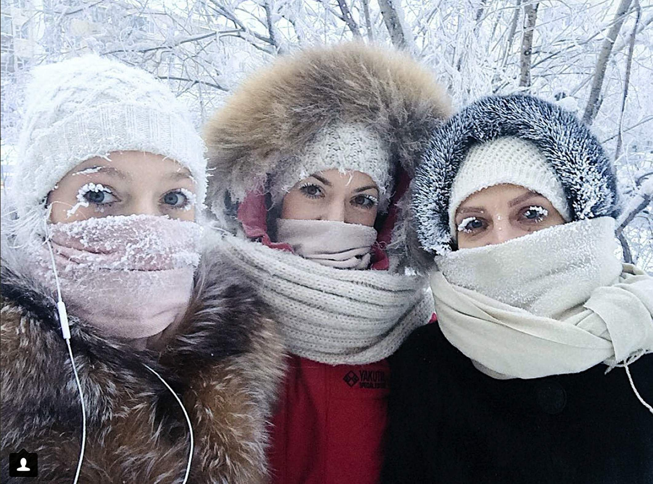 A Village In Siberia Is So Cold Its Thermometer Broke