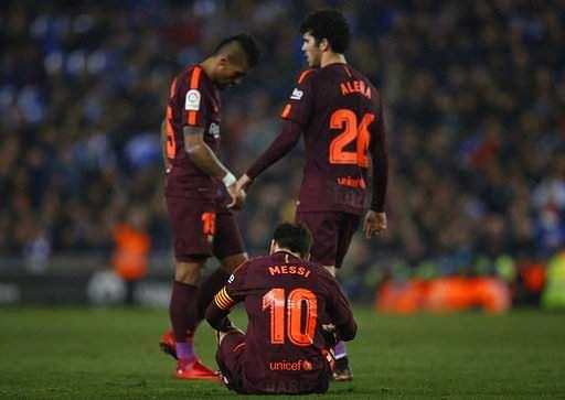 Barcelona's 29-Match Unbeaten Run Ends