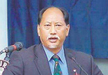 Former Nagaland CM and NPF MP Neiphiu Rio joins NDDF