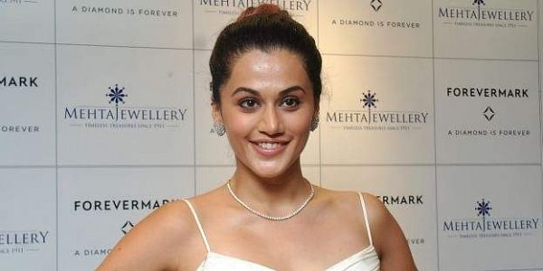 Taapsee Pannu (File | EPS)
