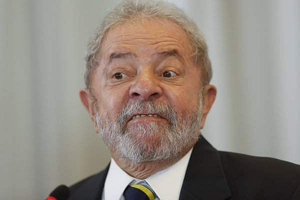 Brazil's ex-president Lula loses bribery appeal
