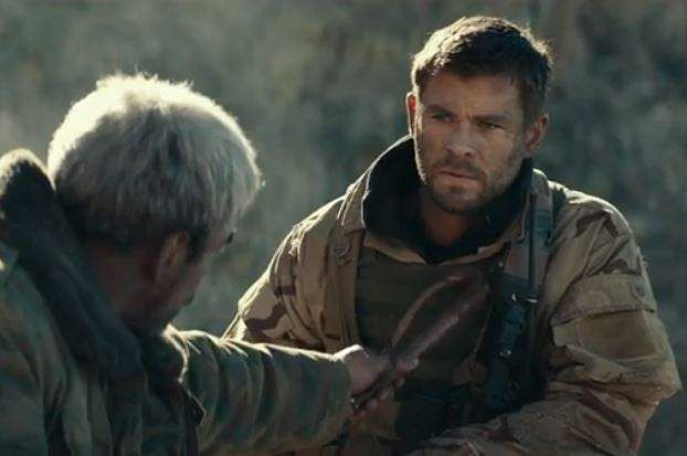 Movie Beat: Chris Hemsworth and Michael Shannon help balanced, entertaining