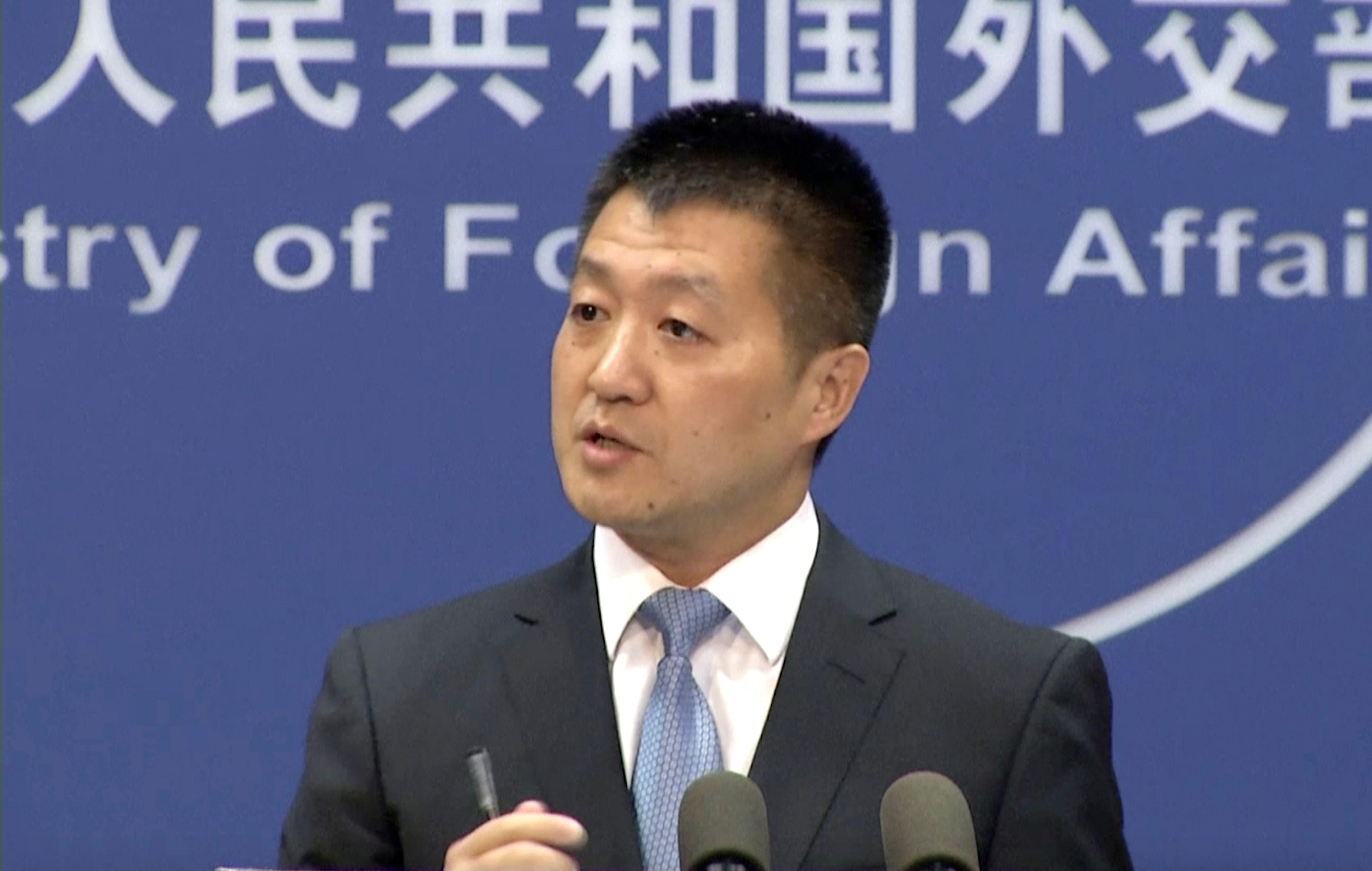 Китай отреагировал на обвинение Мэй в адрес России