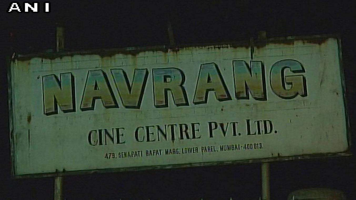 Fire breaks out at Navrang studio in Lower Parel