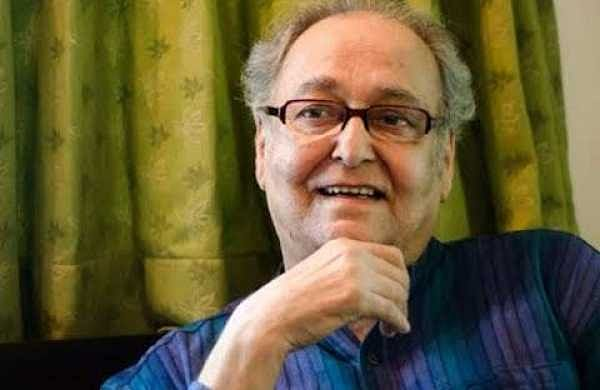 Legendary Bengali actor and Dadasaheb Phalke Award winner Soumitra Chatterjee turns 83 today. (Photo | Youtube grab)