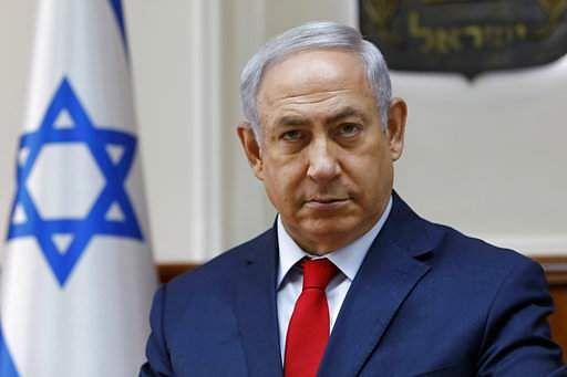 Israeli Prime Minister Benjamin Netanyahu.|AP