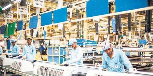 economy, factory, growth