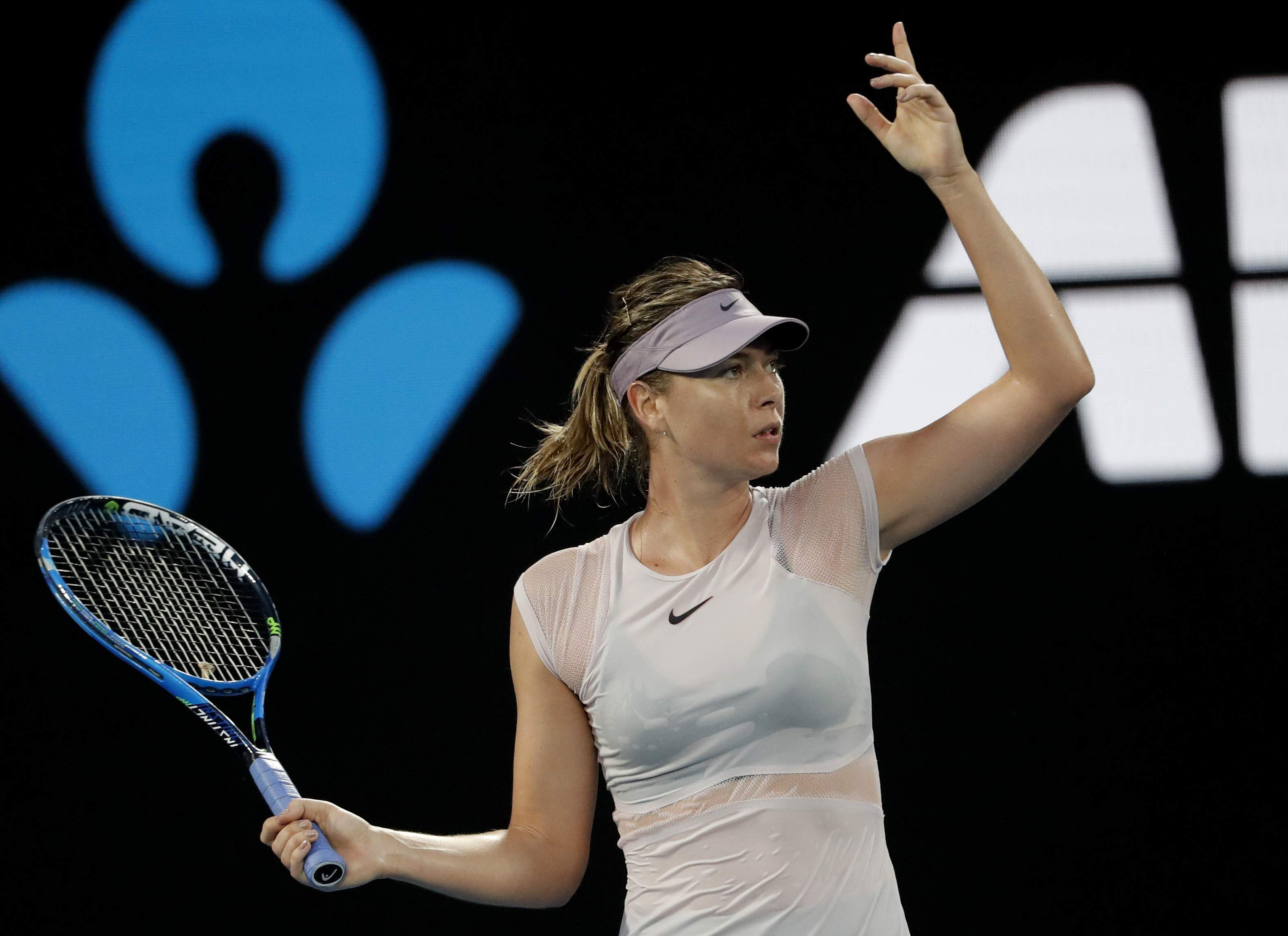 Maria Sharapova inspired by Serena Williams, Roger Federer ...