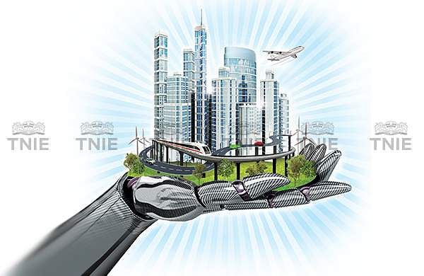 Silvassa tops list as govt announces nine smart cities