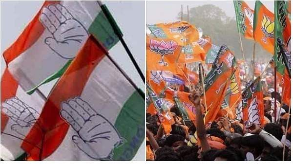 MP civic polls: BJP, Congress play out tie