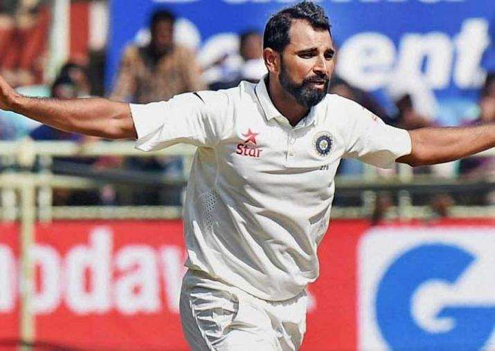 Mohammed Shami handed a Grade B contract as corruption investigation ends