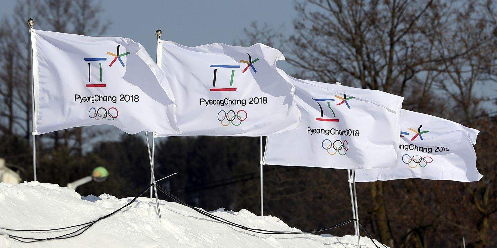 North Korean officials arrive in South Korea ahead of Winter Olympics