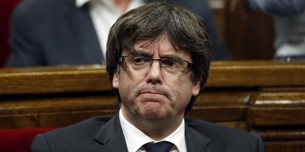Carles Puigdemont File Poto