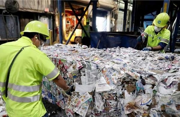 China's waste import ban upends global recycling industry- The New