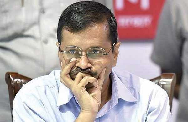 Delhi Chief Minister and AAP chief Arvind Kejriwal. (File photo)