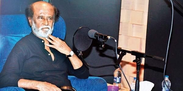 Rajinikanth begins dubbing for Pa Ranjith's Kaala