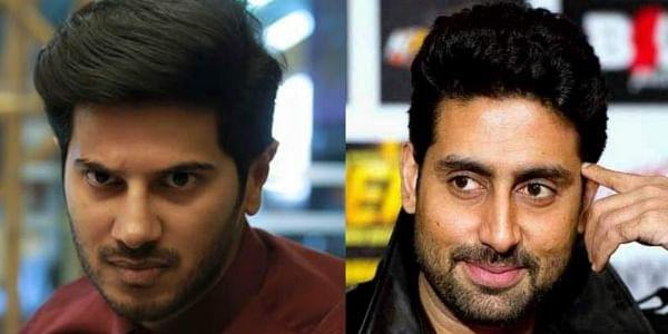 Not Dulquer Salmaan, but Abhishek Bachchan in Anurag Kashyap's next