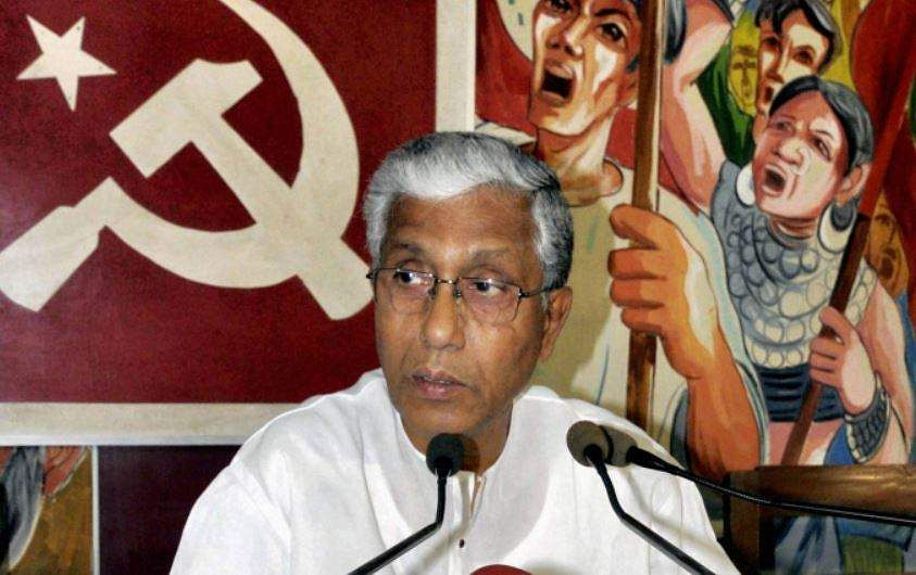 12 new faces, Rajya Sabha member in Left's Tripura list