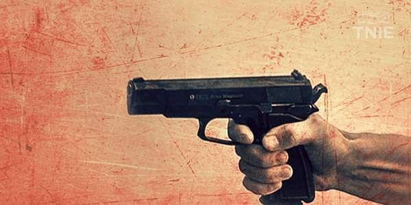 gun, weapon, murder, shooting