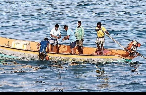 Fishermen from Tamil Nadu fishermen have been chased away and their nets cut by Sri Lankan Navy (Image for representation only)