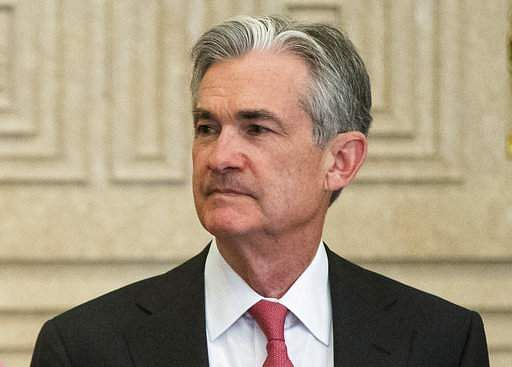 Trump's choice Jerome Powell approved as Federal Reserve head