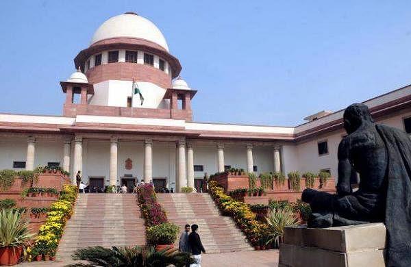 Supreme Court of India  (File | PTI)