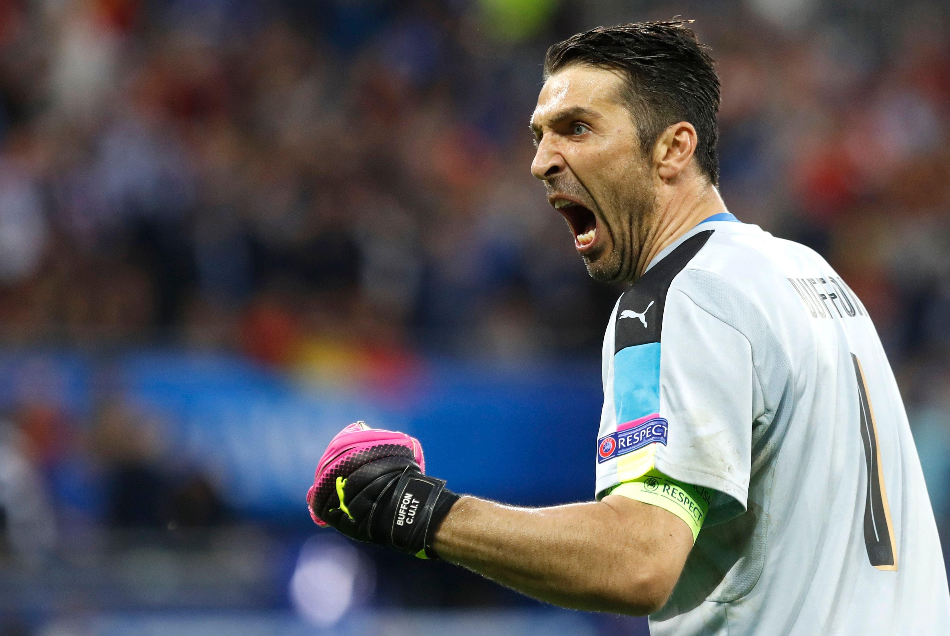 Italy veteran Gianluigi Buffon back for England, Argentina friendlies