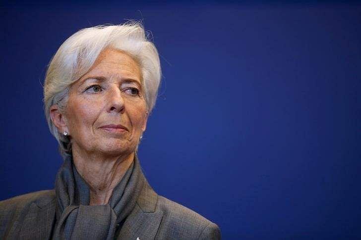 IMF Director Christine Lagarde Meets President Mnangagwa