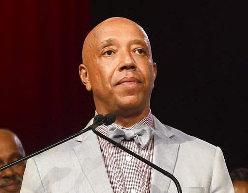 New lawsuit alleges Russell Simmons raped an aspiring filmmaker in 2016