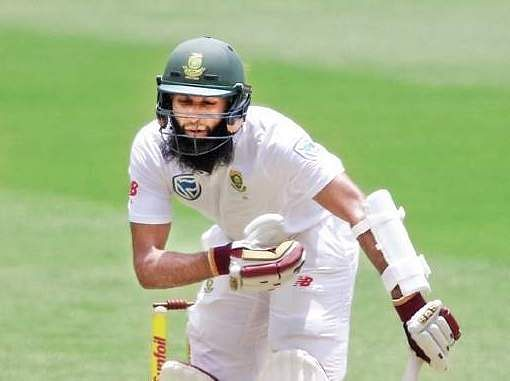 Bumrah strikes twice but gritty Amla takes SA near