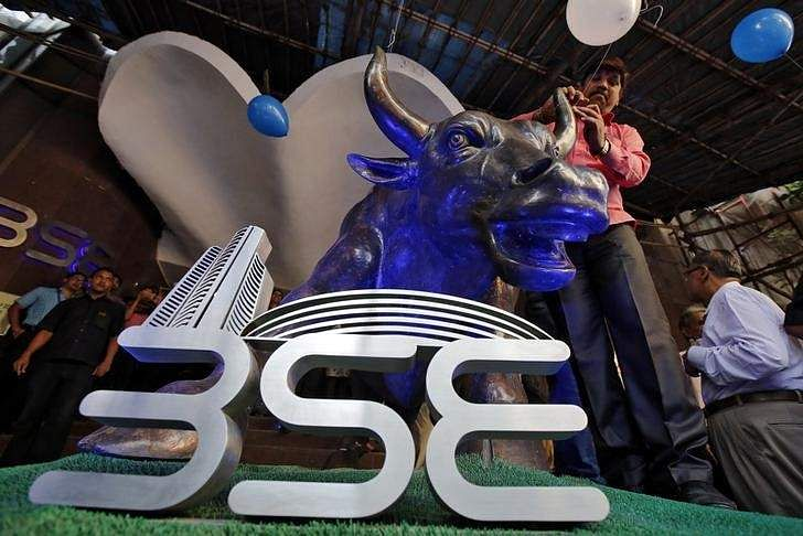 Sensex, Nifty mark record close on positive growth outlook