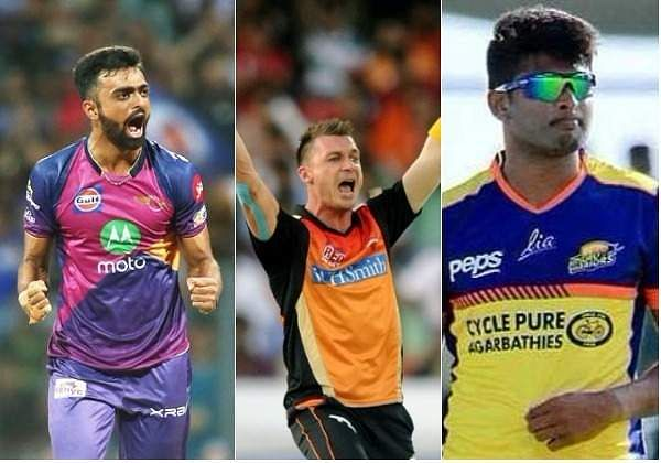 IPL Auction 2018: List of Sold Players and Highest Bids from Saturday