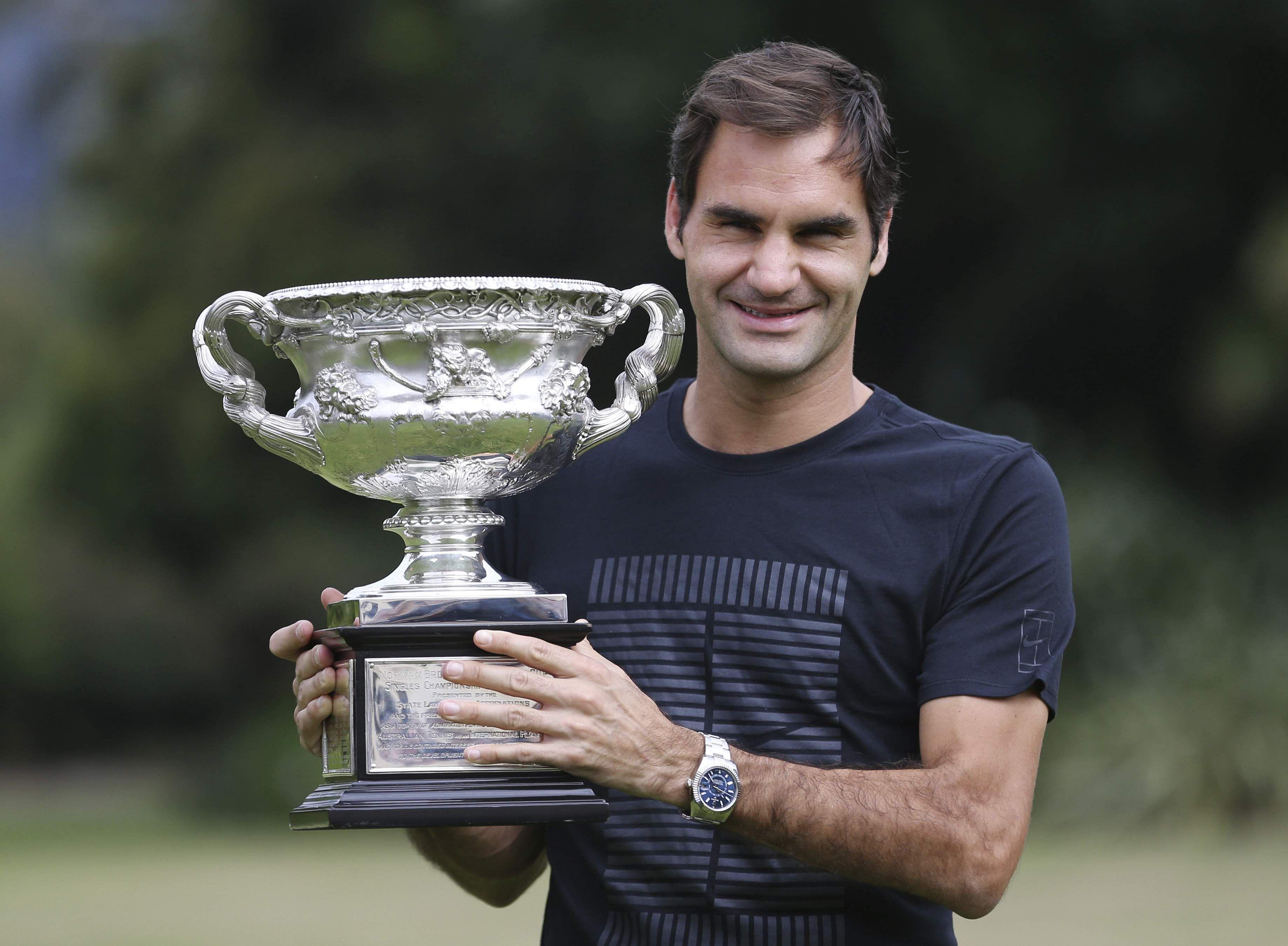 Roger Federer wins 20th Grand Slam title at Australian Open