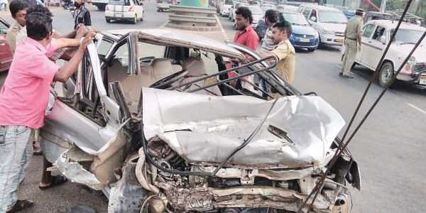 It was a black Wednesday for motorists from Kottayam as six people lost their lives in four separate road accidents across Kottayam and Ernakulam districts.