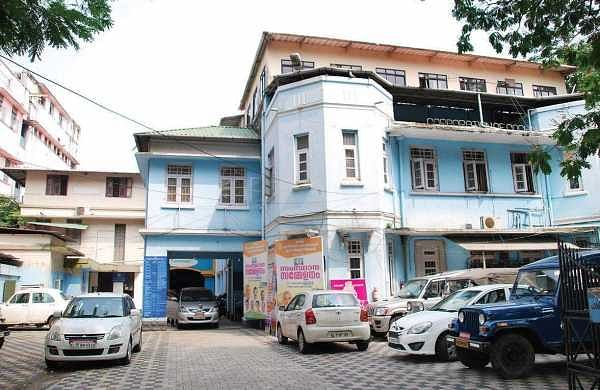 The Kochi Corporation office (File)