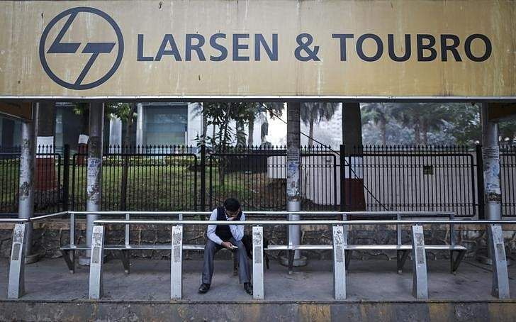 Larsen & Toubro third-quarter profit surges 53 percent, beats estimates