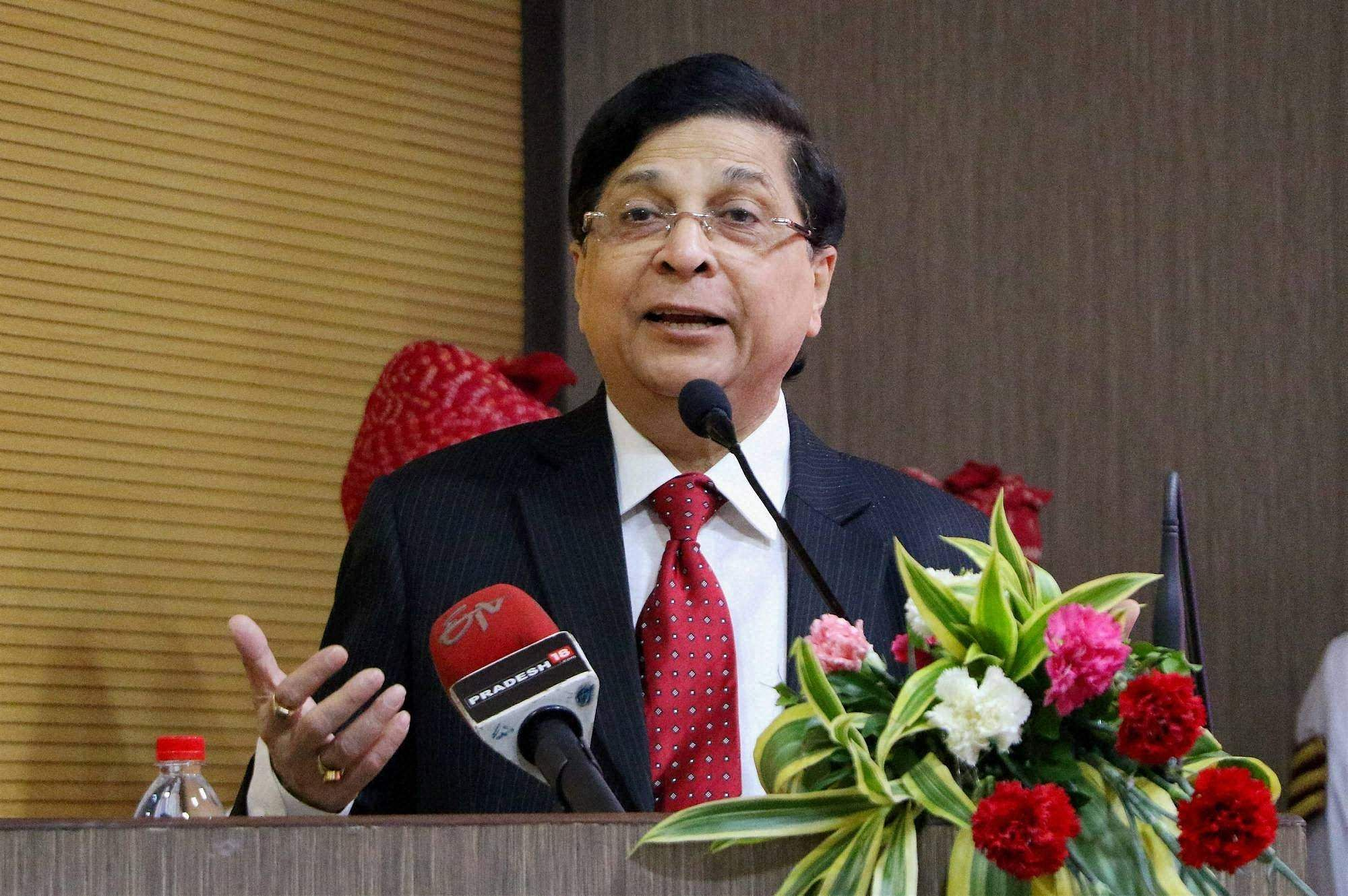 Petition filed seeking recusal of CJI Dipak Misra from Bofors case