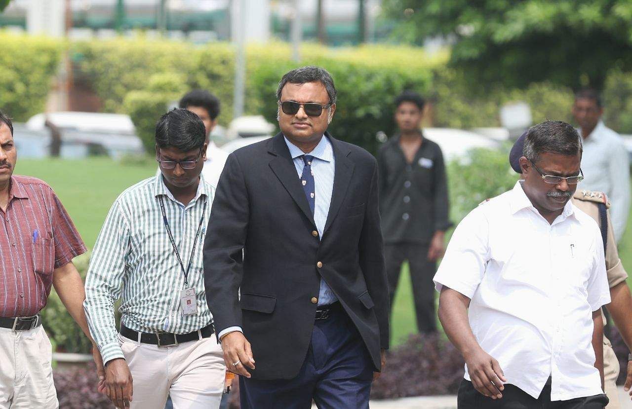 ED issues fresh summons to Karti in INX media case