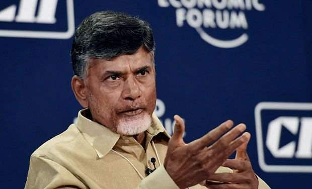 Take note of 'public anger', Chandrababu Naidu tells Centre