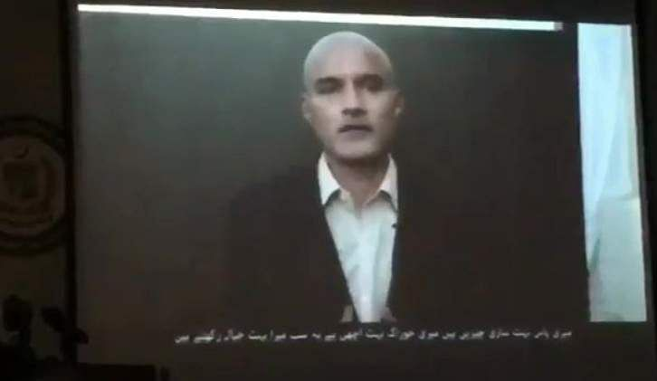 Indian newspaper pressurized to retract news about Kulbhushan Jadhav