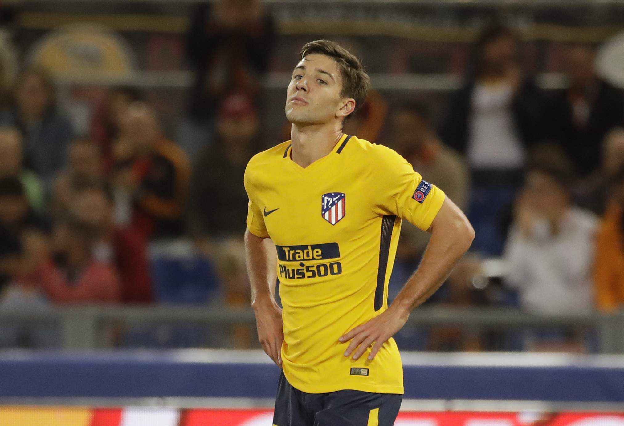 Atletico Madrid loan Vietto to Valencia