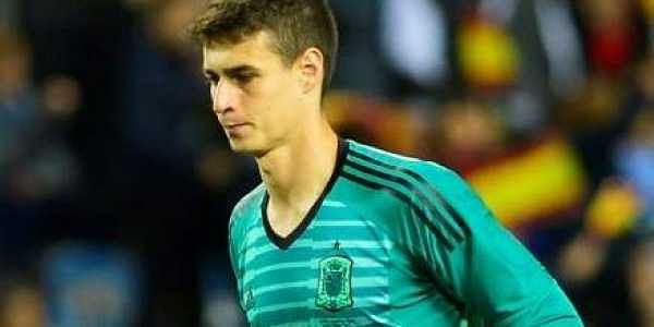 Real Madrid Close In On Signing Bilbao Goalkeeper Kepa Arrizabalaga