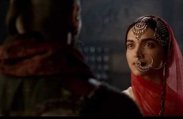 Bajirao Mastani, a 2015 movie, directed by Sanjay Leela Bhansali, is a historical romance. In Bajirao Mastani, Deepika plays the role of a warrior princess who falls in love with  Peshwa Bajirao, who is already married to  Kashibai. (Photo | Youtube screengrab)
