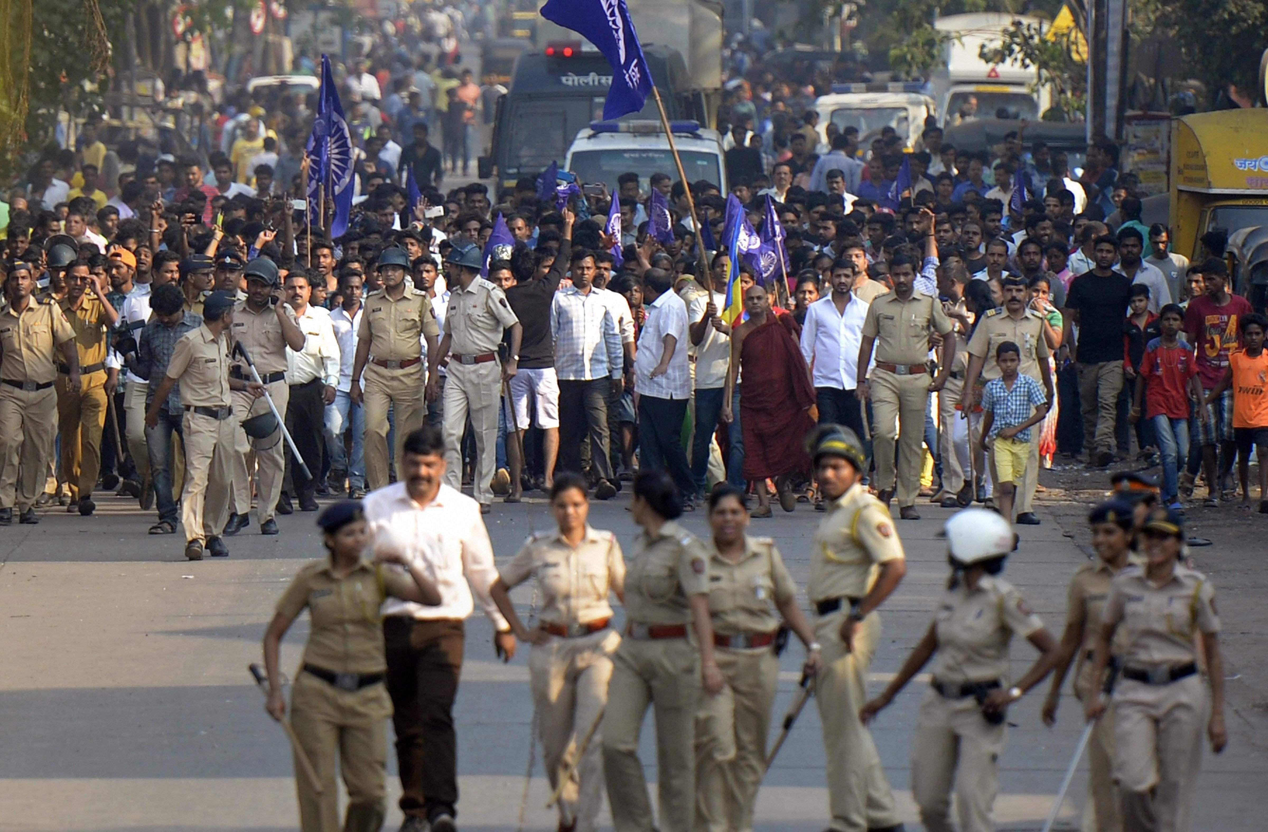 Bhima-Koregaon violence: 43 arrested so far over caste clashes
