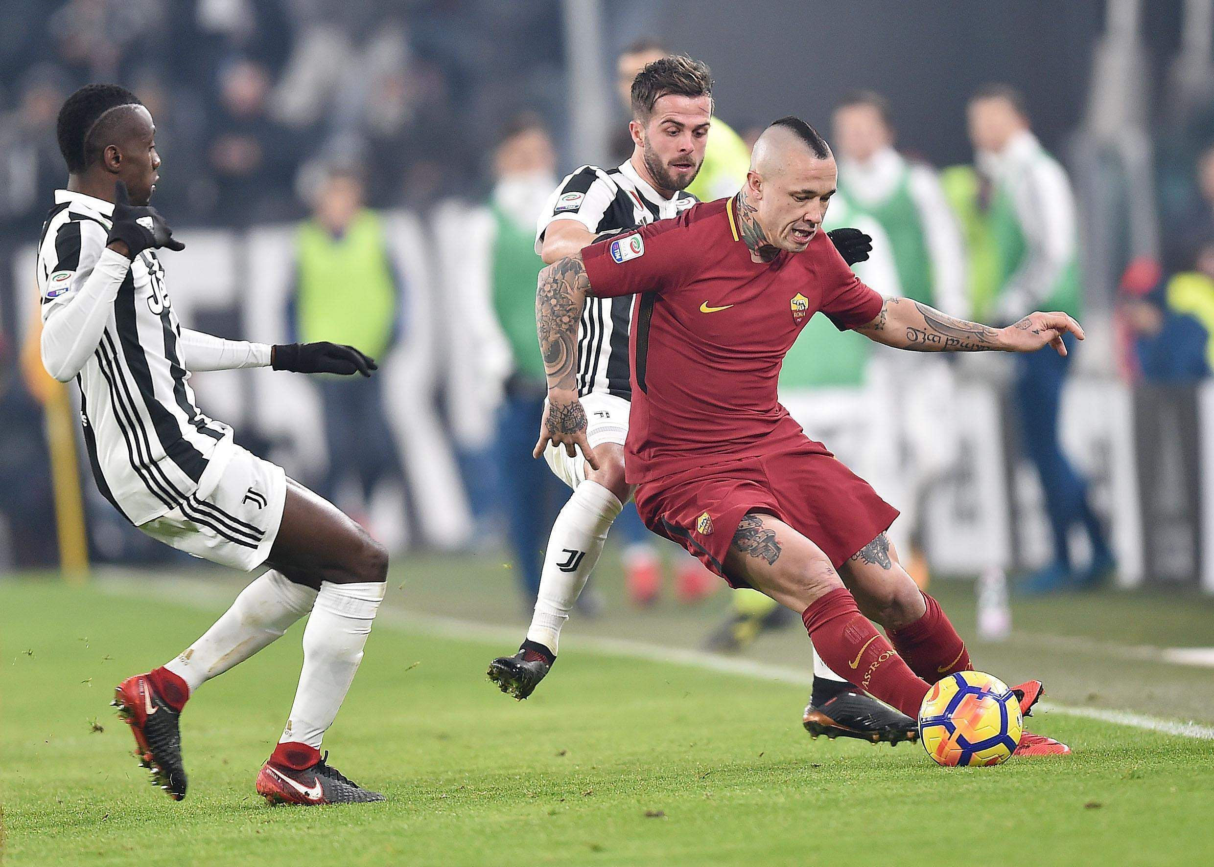 Roma Look To Liverpool Target As Potential Replacement For Radja Nainggolan
