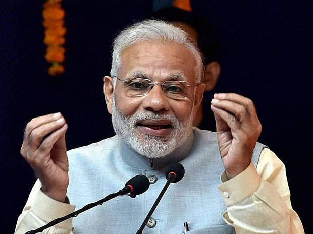 PM Modi to address top cops in Madhya Pradesh