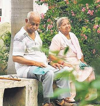 Punjab Senior Citizen's Act to protect them from erring children